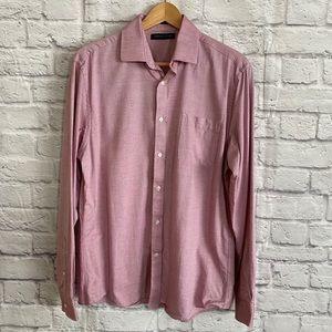 4/$20🍄 TOMMY HILFIGER Men's Slim Fit Dress Shirt